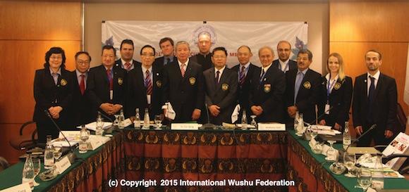WORLD KUNG FU CHAMPIONSHIPS